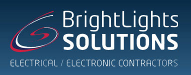 Brightlights- Electrician Logo